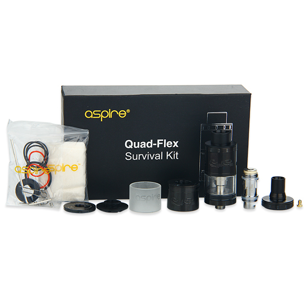 Aspire Quad-Flex Survival