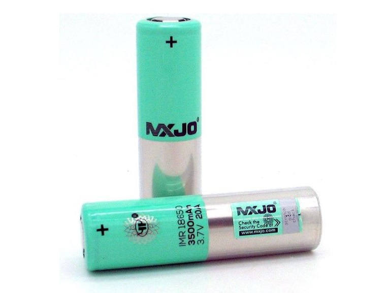 MXJO 3500 mah 20a Green 4 Pack