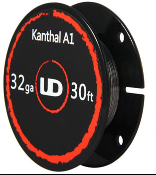 UD Kanthal Wire A1 32ga