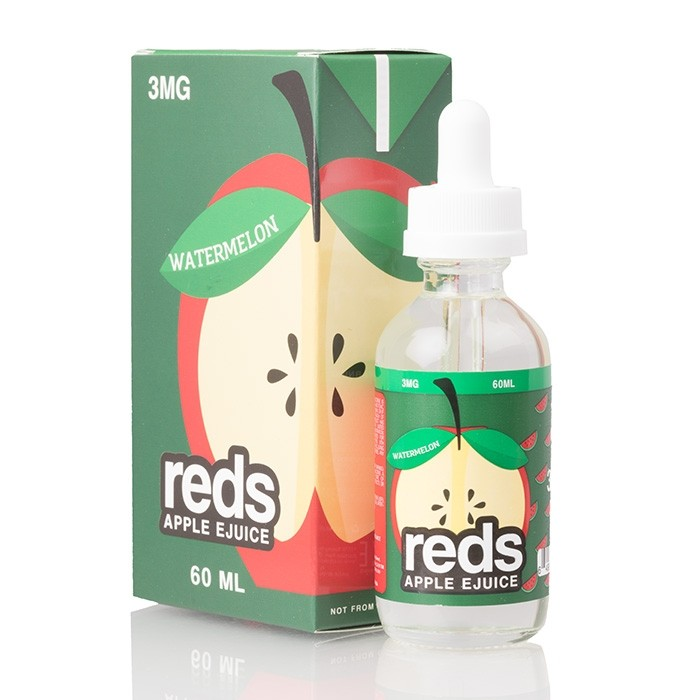 Red's Apple E Juice 60ml Red's Watermelon