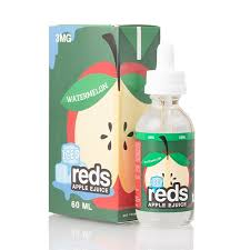 Red's Apple E Juice 60ml Red's Watermelon Iced