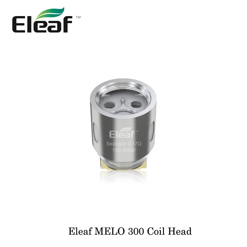 ELEAF Melo 300 ES Sextuple Pack