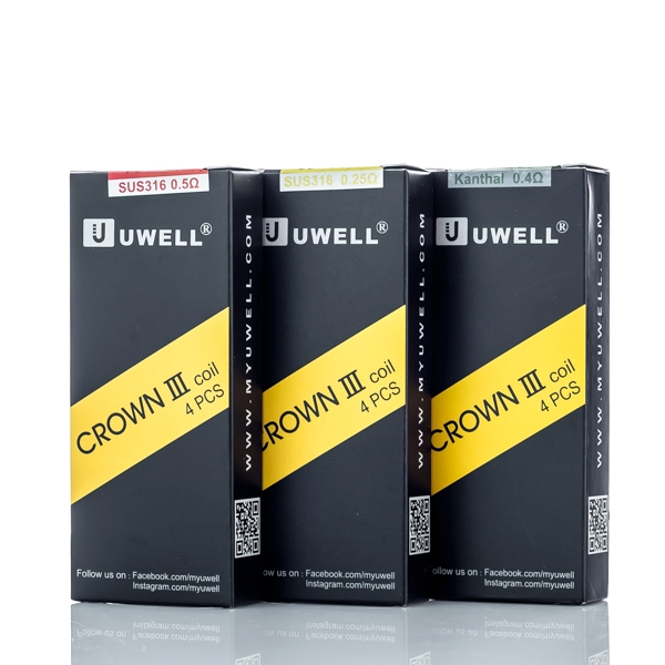 UWELL Crown 3 Pack