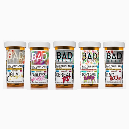 Bad Salt 30ml Bad Blood