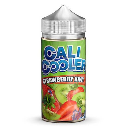 Cali Cooler 100ml Strawberry Kiwi