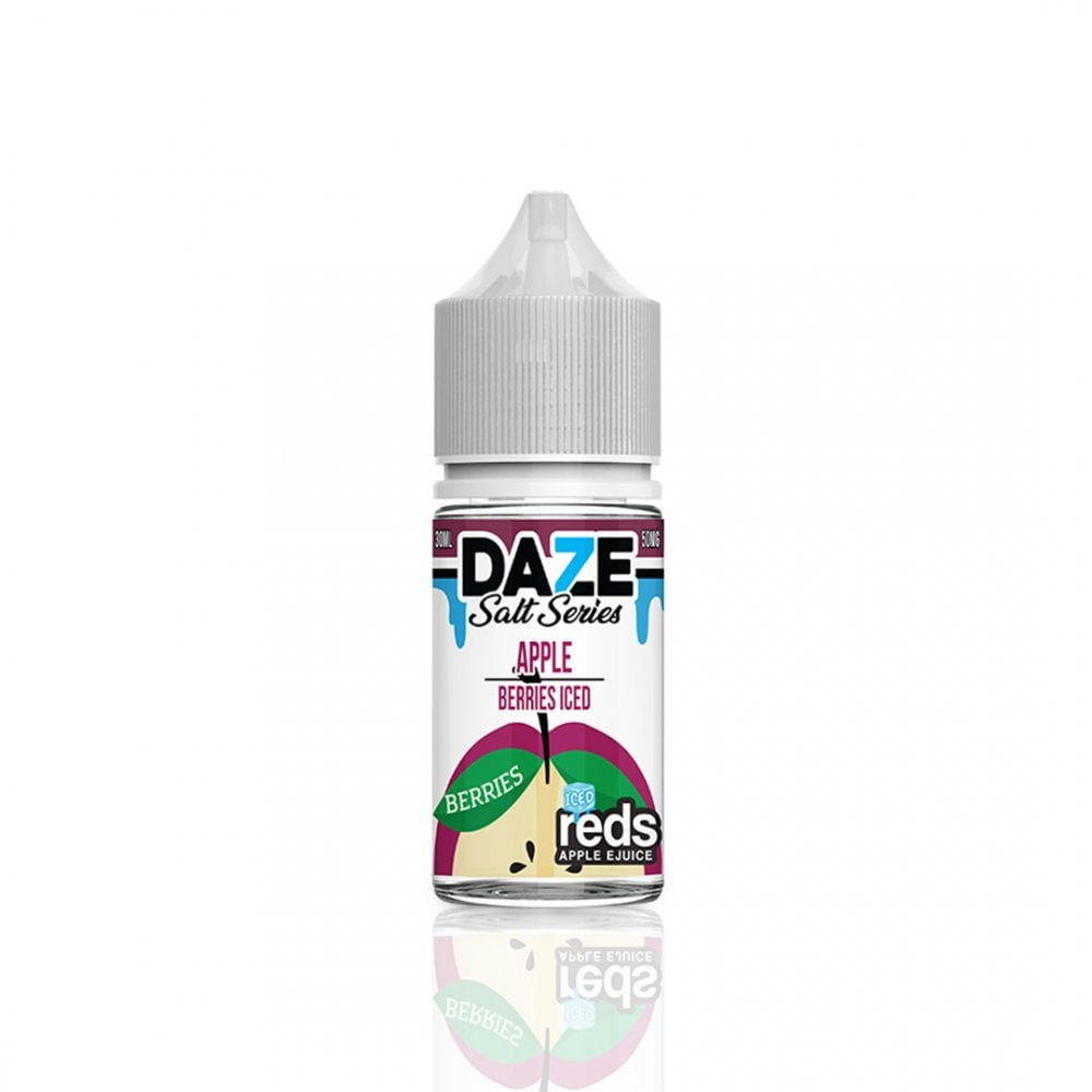 Red's Apple Salt 30ml Berries Iced