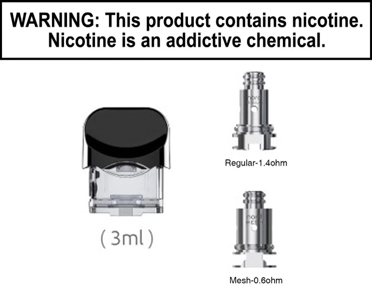 SMOK Nord Cartridge Kit