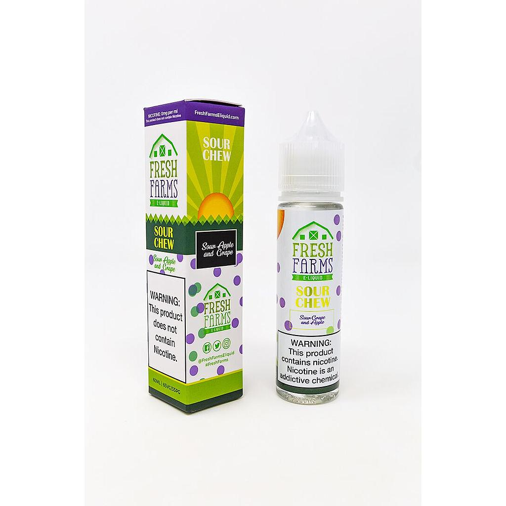 Fresh Farms Salt 30ml - Sour Chew