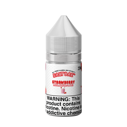 Salt Bae 30ml Strawberry Milkshake