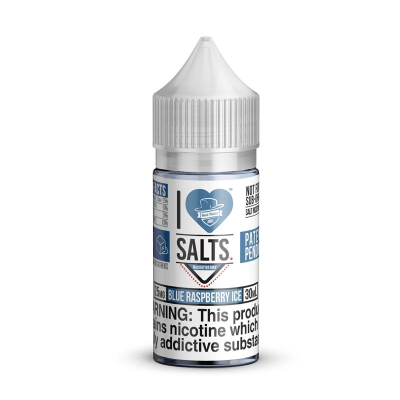 I Love Salts - Blue Raspberry Ice