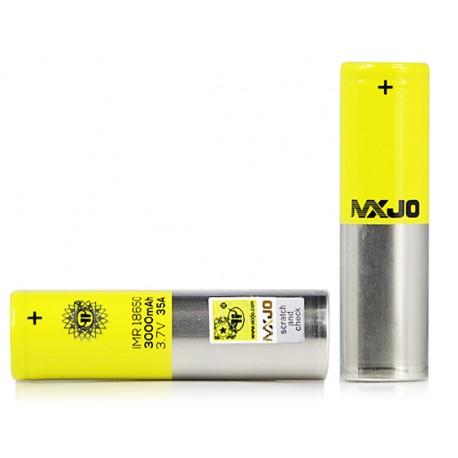 MXJO 3000 mah 35a Yellow 4 Pack