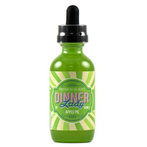 Dinner Lady 60ml Apple Pie