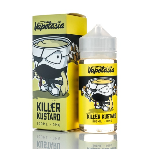 Vapetasia 100ml Killer Kustard