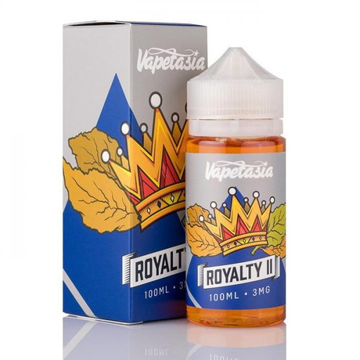 Vapetasia 100ml Royalty II
