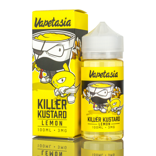 Vapetasia 100ml Killer Kustard Lemon