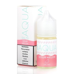Aqua Salts 30ml Sour Melon