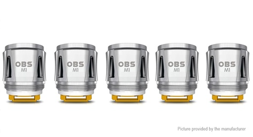 OBS M1 Mesh Coil 5/Pack