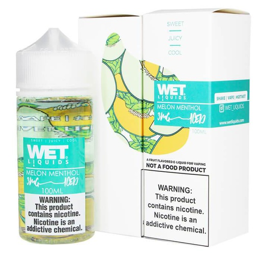 Wet ICE - Melon Menthol