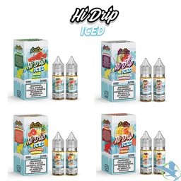Hi Drip Salts 30ml Honeydew Strawberry Iced